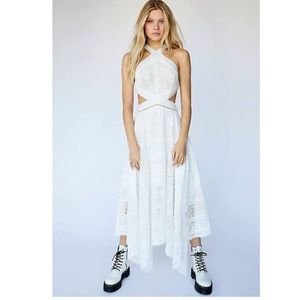 Free People Charlie Maxi Dress size 8 NWT